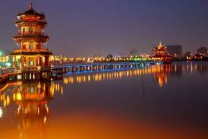 Kaohsiun city Lotus Lake