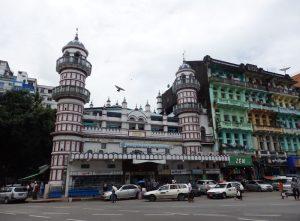 Masjid-di-Yangon