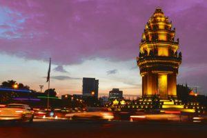 Phnom Penh Kamboja
