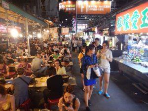 Singren Garden Night Market