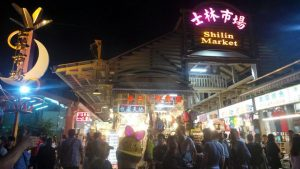 Wisata Shilin Night Market