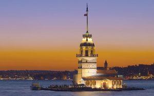maiden-tower
