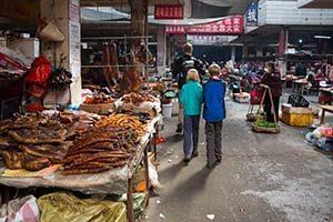Bekal Makanan ke Zhangjiajie