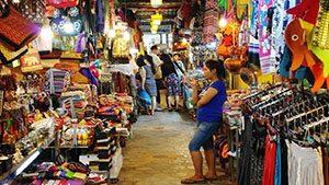 Belanja di Phnom Penh
