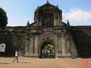 Benteng Santiago