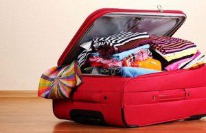 Waspada barang bawaan anda
