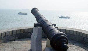 Hulishan Cannon Fort