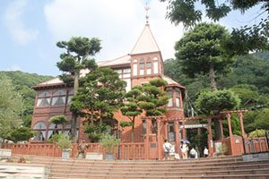 Kazamidori no Yakata
