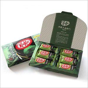 Kit Kat Uji Matcha