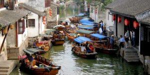 Kota Air Zhouzhuang
