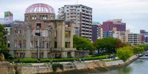 Kubah Bom Atom Hiroshima