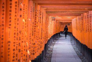 Kuil Fushimi Inari Taisha