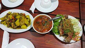 Makanan di Phnom Penh