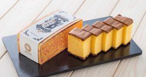 Muso Castella Cake