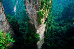 Pegunungan Tianzi