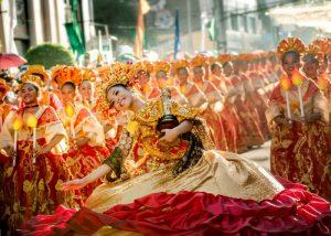 Sesuaikan jadwal dengan festival di Philipina