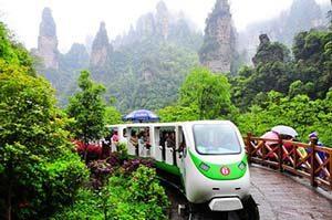 Sewa Guide di Taman Nasional Zhangjiajie
