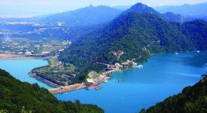 Shimen-dam
