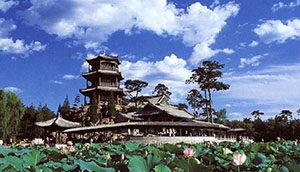 Tempat Wisata Murah di China