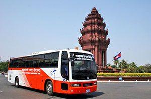Transportasi ke Phnom Penh
