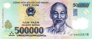 Dong-Vietnam