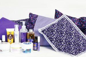 Hokkaido Lavender Product