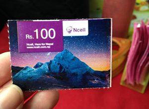 SIM Card Nepal