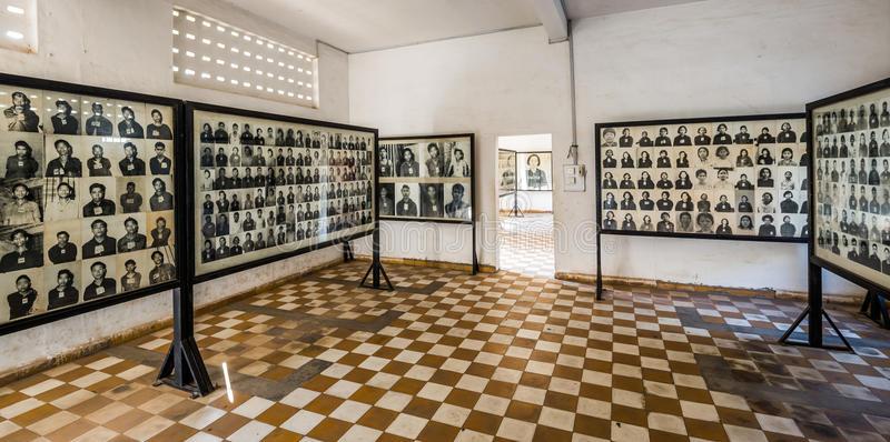 Tuol Sleng Genocide Museum dan Killing Field - Alowisata