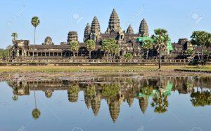 Angkor Wat-Siem Reap, Kamboja