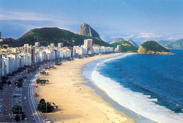 8 Pantai Di Brazil Yang Terkenal Wajib Anda Kunjungi
