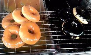 Donut Panas Gombak
