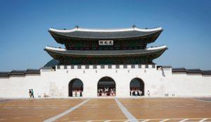 Gerbang Gwanghwamun