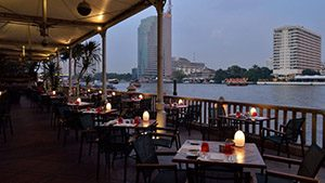 On The River Cafe