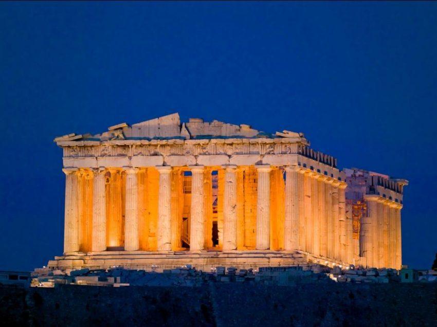 6 Tempat Wisata Di Athena Bernuansa Sejarah Favorit Wisatawan