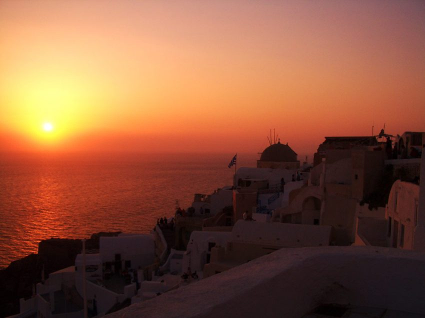 6 Tips Backpacker Ke Yunani Paling Murah