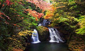 Akame 48 Falls