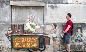 Art Street Penang, Malaysia