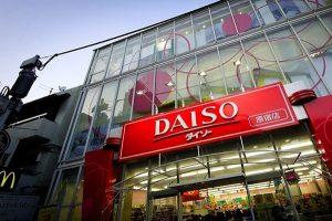 Berbelanja di Daiso