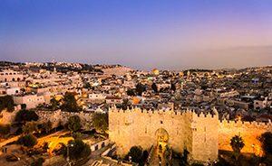 Cuaca di Yerusalem