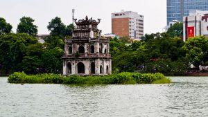 Danau Hoan Kiem, Vietnam