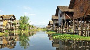 Danau Inle, Myanmar