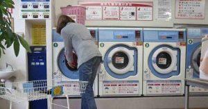 Laundry di Penginapan