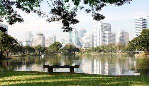 Lumphini Park, Thailand