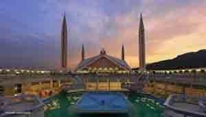 Masjid Faisal, Pakistan
