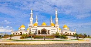 Masjid Hassanal Bolkiah, Brunei Darussalam