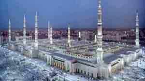 Masjid Nabawi, Arab Saudi