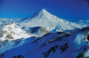 Mount-Damavand