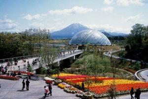 Tottori Hanakairo Flower Park, Tottori