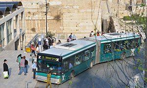 Transportasi di Yerusalem