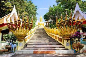 Wat Phra Yai, Filipina